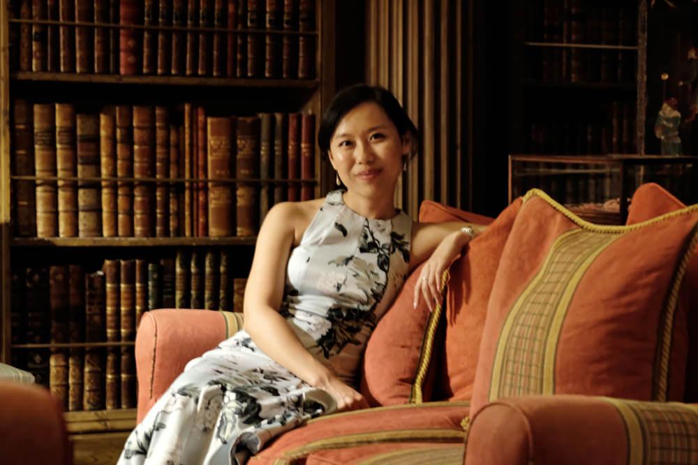 Samantha Lin | Shakespeare Academy teacher