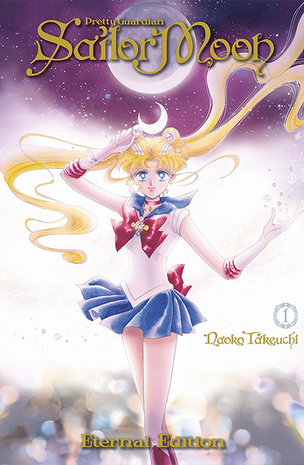 Sailor Moon: Eternal Edition | Naoko Takeuchi