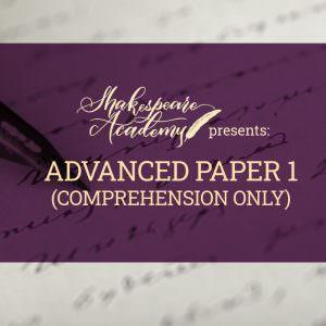 AdvPAPER 1 Comp